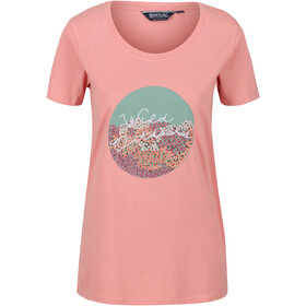 Regatta Filandra IV T-Shirt Dames, chalk blush